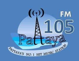 #44 cho Design a Logo for Pattaya 105FM bởi Jacqueline14