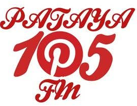 #62 for Design a Logo for Pattaya 105FM by hemalibahal