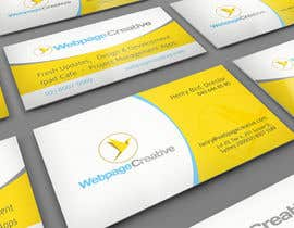 #2 para WEBPAGECREATIVE-BUSINESS!!!CARDS por midget