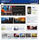 Graphic Design Конкурсная работа №10 для Website Design for TodayChina.TV