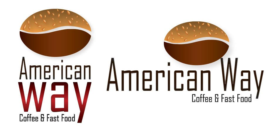 #58 for Develop a Corporate Identity for Fast food - coffe bar by danveronica93