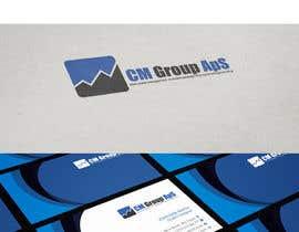 #25 untuk Design nogle Visitkort for CM Group ApS oleh rimskik