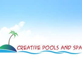 manish997 tarafından Design a Modern Logo for Creative Pools and Spas için no 73
