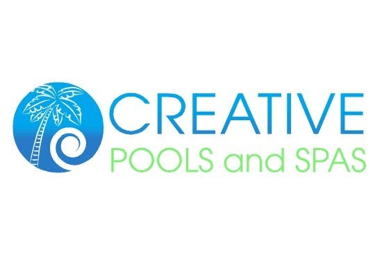 #41 for Design a Modern Logo for Creative Pools and Spas by RoxanaFR