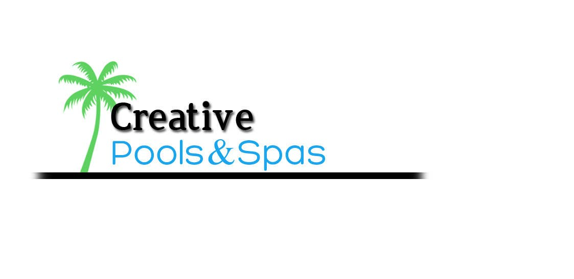 Contest Entry #141 for Design a Modern Logo for Creative Pools and Spas