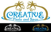 Graphic Design Contest Entry #158 for Design a Modern Logo for Creative Pools and Spas