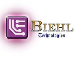 nº 8 pour Design a Logo icon for Biehl Technologies par MKQA