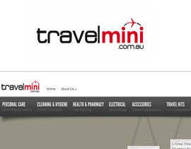 nº 95 pour Graphic Design for Logo for Travel Mini par askleo