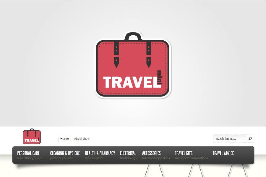 Proposition n°                                        58                                      du concours                                         Graphic Design for Logo for Travel Mini