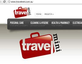 #11 для Graphic Design for Logo for Travel Mini от smarttaste