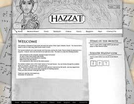 #73 cho Design a Website Mockup for Hazzat.com bởi faithworx