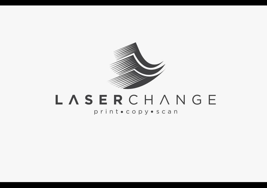 #181 for Design a Logo for Laser Change by xcerlow
