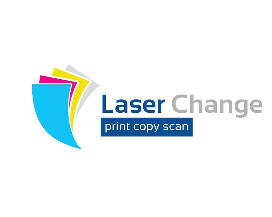 #164 for Design a Logo for Laser Change by LogoFreelancers