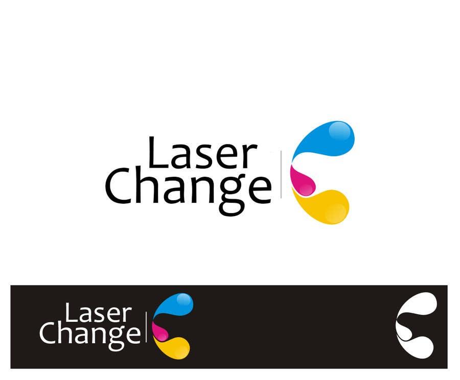 Inscrição nº 15 do Concurso para Design a Logo for Laser Change