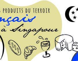 nº 6 pour Illustrer le concept suivant : Les produits du terroir Français à Singapour par AtelierD
