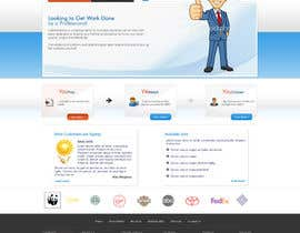 #34 cho Design a Website Mockup bởi softsolution013