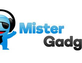 "#79 for Сreate a logo for online gadget store ""MisterGadget"" af rivemediadesign"
