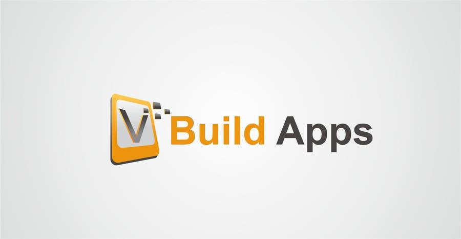 Kilpailutyö #66 kilpailussa Design a Logo for vbuildapps - vbuildapps.com