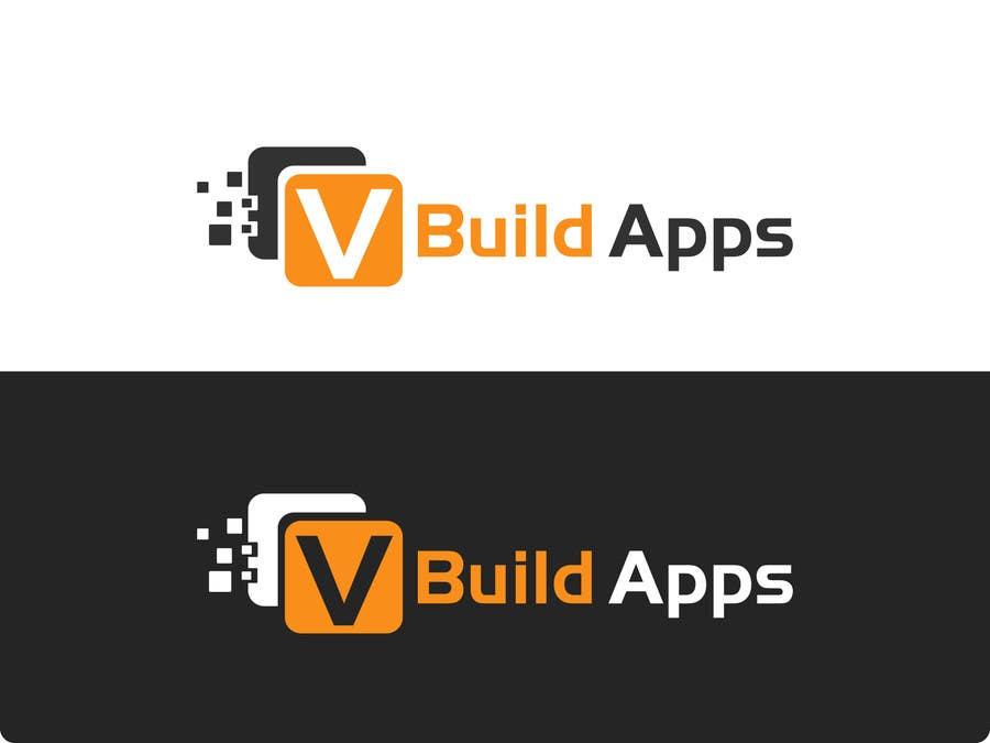 Bài tham dự cuộc thi #78 cho Design a Logo for vbuildapps - vbuildapps.com
