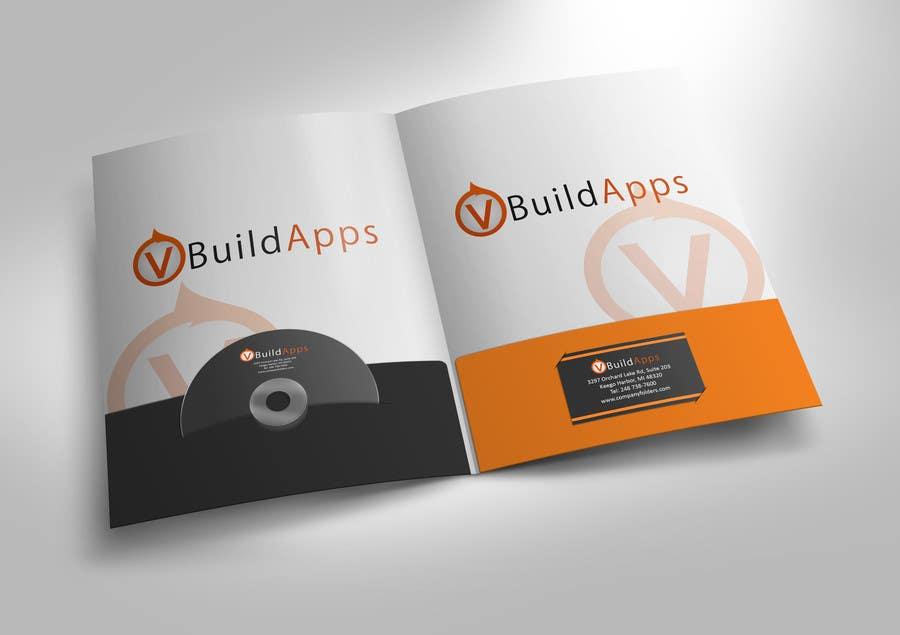 Bài tham dự cuộc thi #73 cho Design a Logo for vbuildapps - vbuildapps.com