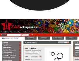 nº 36 pour Re-diseño de logotipo e imagen de cabecera nuestra tienda online par thenomobs