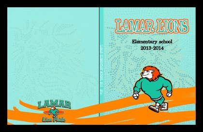 #11 for Elementary School Yearbook Cover by sorinmandache