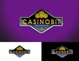 Magsinodan tarafından re-Design a Logo for Casinobit.net için no 82