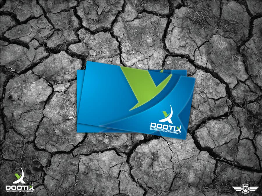 Contest Entry #340 for Logo Design for Dootix, a Swiss IT company