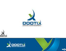 nº 337 pour Logo Design for Dootix, a Swiss IT company par MaxDesigner