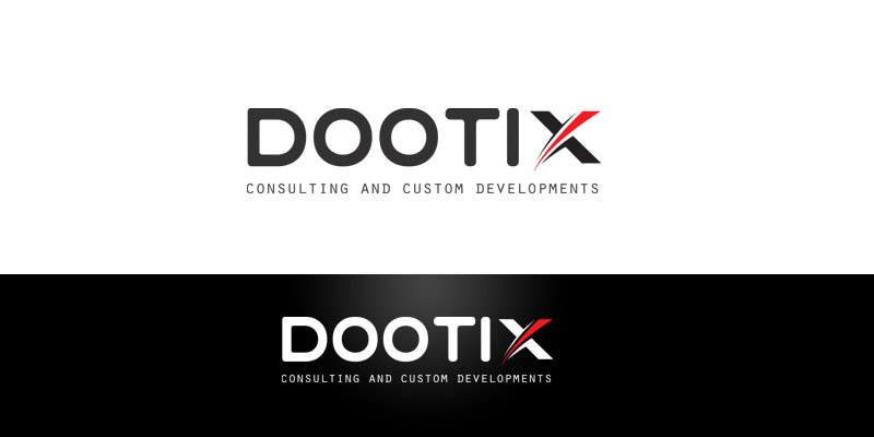 Contest Entry #279 for Logo Design for Dootix, a Swiss IT company