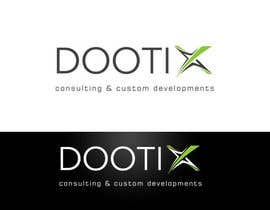 #274 for Logo Design for Dootix, a Swiss IT company by harjeetminhas