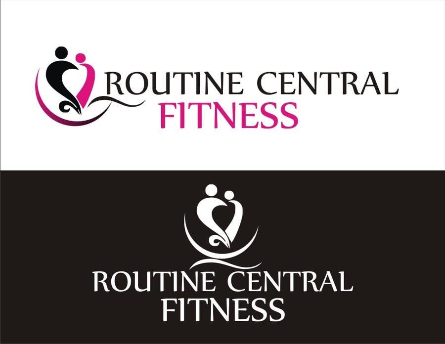 Penyertaan Peraduan #19 untuk Design a Logo for new Fitness Company