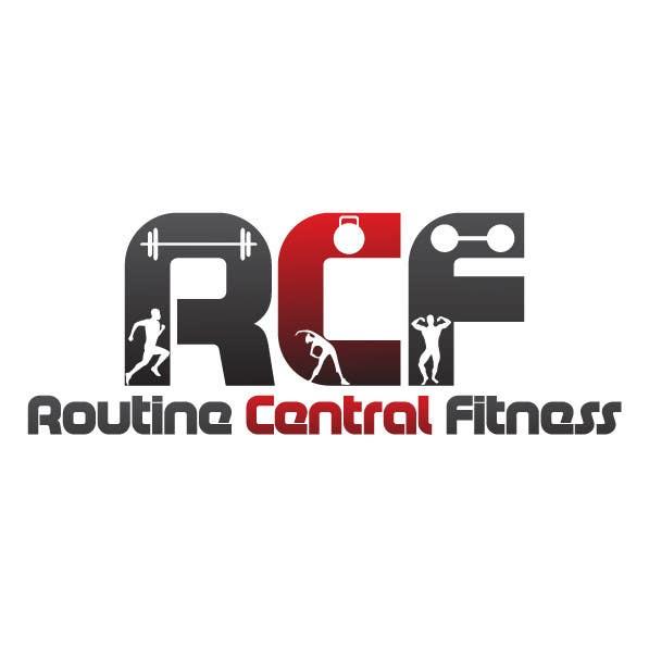 Penyertaan Peraduan #71 untuk Design a Logo for new Fitness Company
