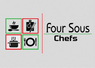 #54 for Design a Logo for Sous Chefs af gpatel93