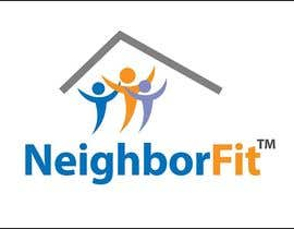 #87 para Design a Logo for NeighborFit por iakabir