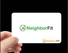#40 para Design a Logo for NeighborFit por yaseenamin