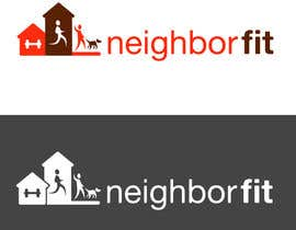 #122 para Design a Logo for NeighborFit por Minxtress