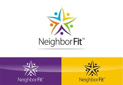 #124 para Design a Logo for NeighborFit por usmanarshadali