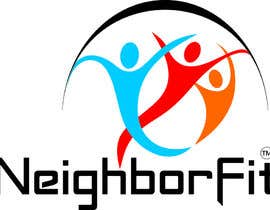 #104 para Design a Logo for NeighborFit por itrajeshrj