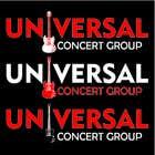 Bài tham dự #12 về Graphic Design cho cuộc thi Universal Concert Group