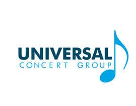 #13 for Universal Concert Group by LogoFreelancers