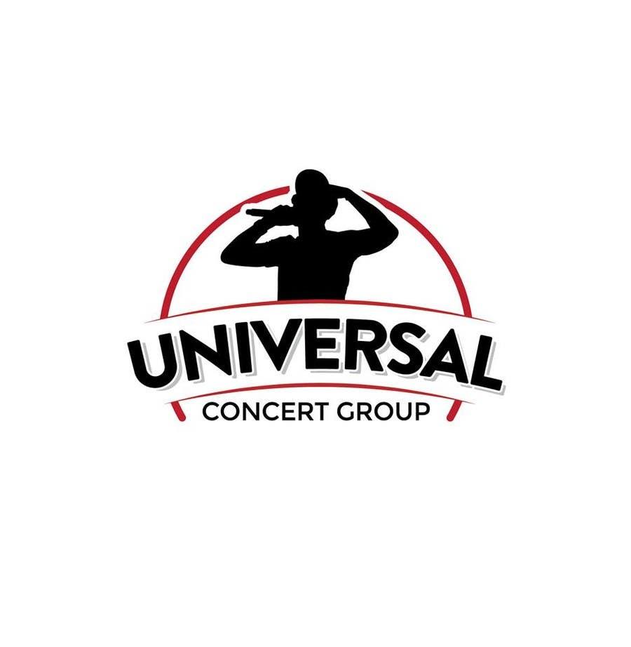 Bài tham dự cuộc thi #25 cho Universal Concert Group