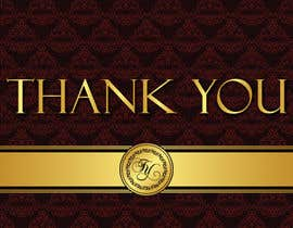 #35 for Design some Stationery for a Corporate Thank you card af rogeriolmarcos