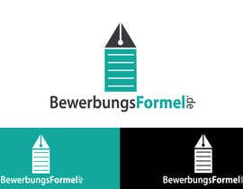 nº 33 pour How to write a job application letter - Bewerbungsformel.de LOGO par kazierfan
