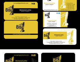 #117 para Logo & Stationery Design for GO DIG EARTHWORKS por mohyehia