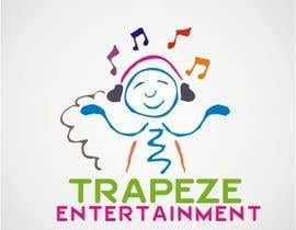 #69 cho Design a Logo for Trapeze Entertainment bởi arenadfx