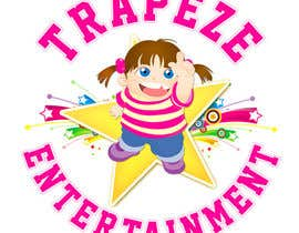 #87 para Design a Logo for Trapeze Entertainment por TemplateDigitale