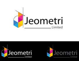 #216 for Design a Logo for Jeometri Limited by risonsm