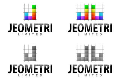 #160 for Design a Logo for Jeometri Limited af kk58