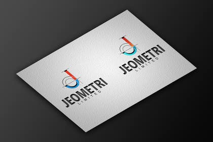 nº 175 pour Design a Logo for Jeometri Limited par kk58